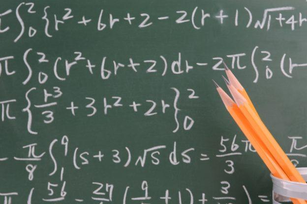 数学イメージ写真