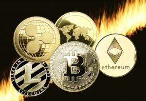 ビットコインイメージ写真