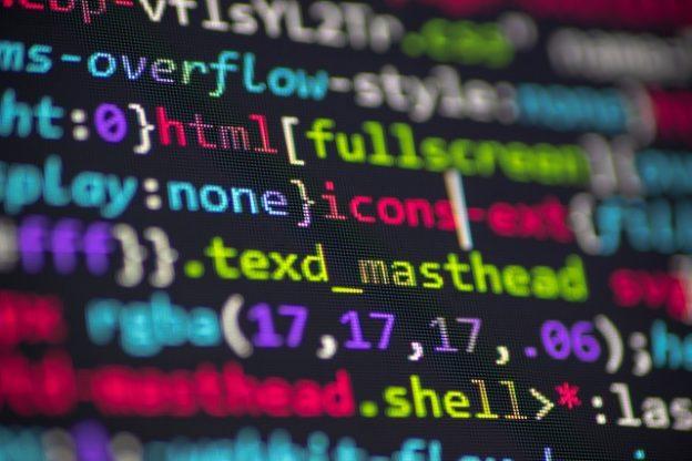 プログラミングイメージ写真