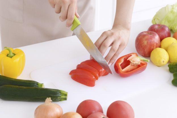 野菜を買ってくれる人は、料理をする人でそれなりに食や環境問題に関心がある人だと言う事。