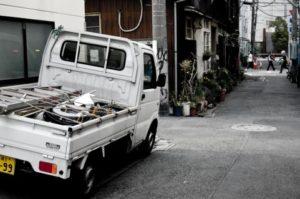 軽トラックイメージ写真