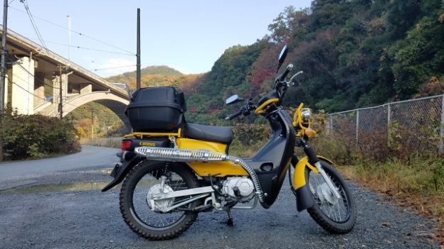 野菜配達のためのオートバイ選び