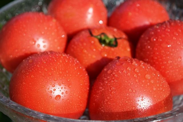 2020、トマトは地味に春夏価格高だったかもしれない。